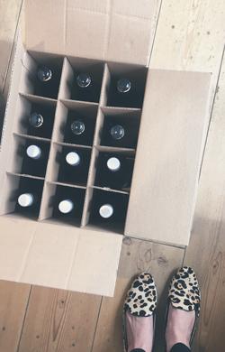 Stoneboat Vineyard - Wine Case